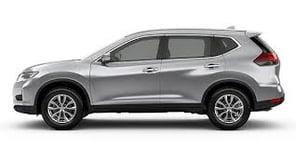Xtrail Auto Silver